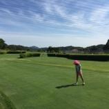 『神戸しあわせの村 すずらんゴルフ場のパターコース(クローバーコース)で実戦練習!』の画像