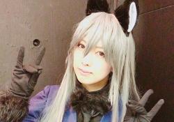 コスプレイヤー兼ギタリストの宮澤茉凜ちゃんが美しすぎると話題に
