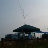 『2008年 7月 5~ 6日 夕日海岸移動:深浦町・ウェスパ椿山』の画像