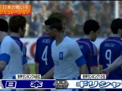 W杯で日本代表と戦うギリシャ代表の要注意選手はこの2人!