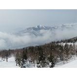 『みちのくスキーキャンプ。好天に恵まれました!』の画像
