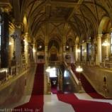 『ハンガリー旅行記22 【世界遺産】豪華過ぎる国会議事堂のガイドツアー(後編)』の画像