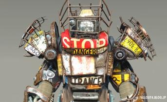 Raider Power Armor Chop-Shop