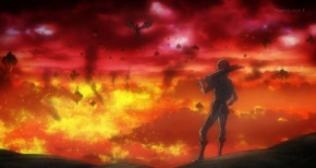 【神撃のバハムート GENESIS】第12話 感想 バハムートが親指を立てて云々【最終回】