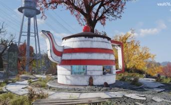 ジャイアント・ティーポット(Giant Teapot)