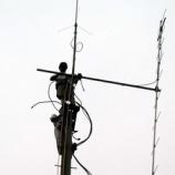 『2000年 6月24~25日 JARL青森県支部VUコンテスト:弘前市・三和』の画像