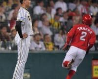 【朗報】阪神秋山拓巳さん、今期4度目のタフロス、今期6度目の援護点0