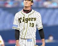 阪神・藤浪 4四球にスッポ抜け…6失点KO 矢野監督「勝たすっていうのも必要」