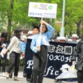 2010年 横浜開港記念みなと祭 国際仮装行列 第58回 ザ よこはま パレード その31(横浜市立潮田中学校編)