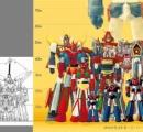 スーパーロボットのサイズ比較表見たんやけど