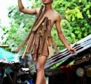 【画像】タイの少年のファッションがヤバすぎるとネットが騒然