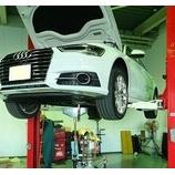 『【スタッフ日誌】Audi A6(4G)2.0TFSI quattroのS-tronicオイル交換を行いました』の画像