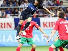 【 日本代表×ブルガリア 】試合終了!後半も吉田麻也・宇佐美・浅野がゴール!2失点もあったが、7-2で日本が圧勝!