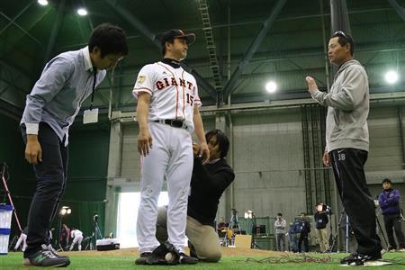 桑田、澤村の投球フォームを研究対象にしていた alt=