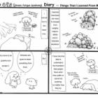 『Kuma-san's CFS Diary【Things That I Learned From My Illness】by Yurari   ゆらりさん作・くまさんのCFSつれづれ日記【病気から得たもの】{#22}』の画像