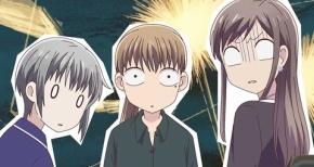 【フルーツバスケット】第15話 感想 三者面談に四人目の影【2nd season】