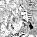 エルフの女戦士