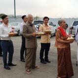 『【カンボジアの結婚式】』の画像