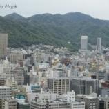 『神戸旅行 神戸ポートタワーから見た景色②』の画像