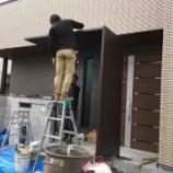 『外構工事の再開【着工109日目】』の画像