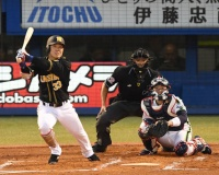 阪神ファン「糸原なんて鈴木大地の上位互換みたいなもんだろ」