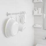 『洗面所・浴室のすっきりシンプルな空間づくり & ダイソーで追加購入した洗濯グッズ! 』の画像