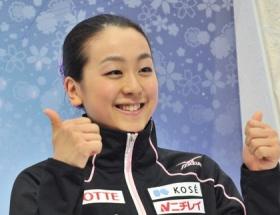 浅田が3回目の優勝!フィギュア世界選手権女子
