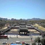『「昌慶宮」は昌徳宮につながる東向きの王宮!』の画像