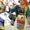 2015年横浜開港記念みなと祭国際仮装行列第63回ザよこはまパレード その104(横浜旗士道 with 関東旗士連合)
