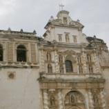 『行った気になる世界遺産 アンティグア・グアテマラ サン・フランシンコ教会』の画像