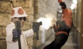 【創作】    外人が作った スマッシュブラザーズ実写化映画 「マリオウォーフェア」の  クオリティが高すぎる件。   海外の反応