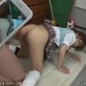 激カワロリ系美少女JKを携帯で撮影しながらエッチ「麻里梨夏」スレンダーギャルを正常位挿入からバックへ美尻撮影しながら挿入激イキ