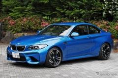 BMW2シリーズクーペに『M2』登場! 3L370馬力エンジン搭載 770万円