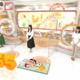 『【画像】今日の新井恵理那さんと島本真衣さんと森山みなみさんと森千晴さん 5.14』の画像