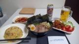 仕事から帰ってきたから醤油ラーメンのチャーハン&唐揚げセット+麻婆豆腐作ったぞ(※画像あり)