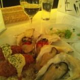 『'2011 ボジョレーヌーボーで牡蠣づくし@ガンボ&オイスターバー 梅田NU茶屋町店』の画像