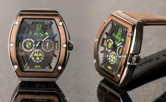 Pip-Boy 2000 MkⅣ風の腕時計が発売