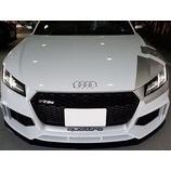『【スタッフ日誌】Audi TTRS(8S)Roadsterにオリジナルデザインのデカールを施工させていただきました!』の画像
