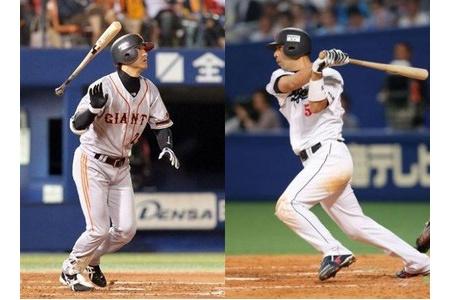 和田と由伸ってどっちが野手として上? alt=