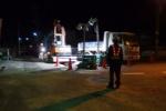 住吉神社と石堂百貨店の道で工事やってたので、行ってみた!~AM1:00頃の深夜の工事風景~