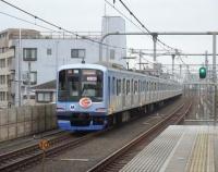 『みなとみらい線開業15周年 西武30000系の新型列車無線アンテナ関連』の画像