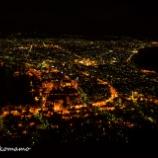 『函館夜景Hakodate night view.』の画像