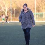 『[JFL] 鈴鹿アンリミテッド スペイン出身女性監督誕生!! JFL及びJリーグで女性が監督を務めるのは史上初!』の画像