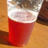 『さくらんぼビール』の画像