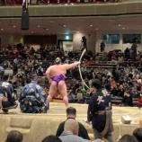 『相撲観戦』の画像