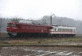 『2017/4/26運転 キハ40-591廃車配給』の画像