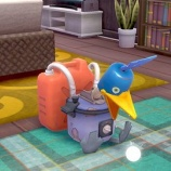 『【ポケモン鎧冠】第1弾DLC、新要素ぞくぞく!普通の個体がキョダイマックス個体に変わる「ダイスープ」!新たな教えわざ「しっとのほのお」「グラススライダー」も!』の画像