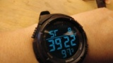 かっこいい腕時計手に入れた!(※画像あり)