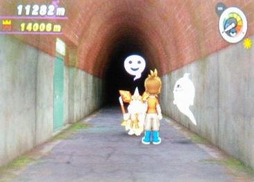 バグ えんえんトンネル