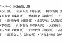 11/26 トップリード公演の出演メンバー発表!17:30公演にて舞木香純の生誕祭を実施!